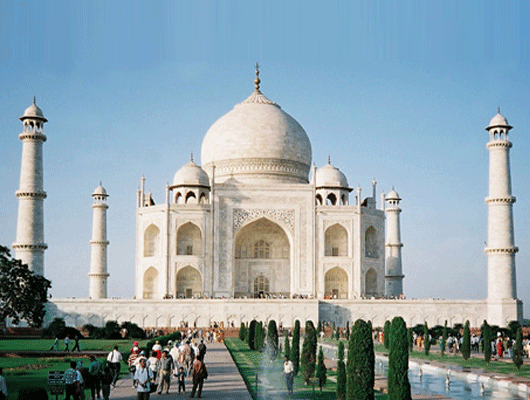 Ideal-Golden-Triangle-India-Tour