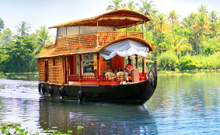 Kumarakom, Kerala, South India