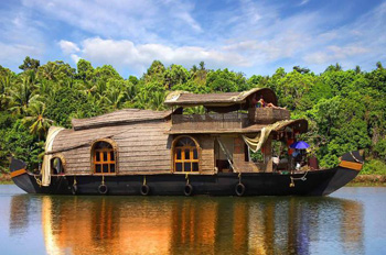 Kerala Backwaters and Beaches Tour