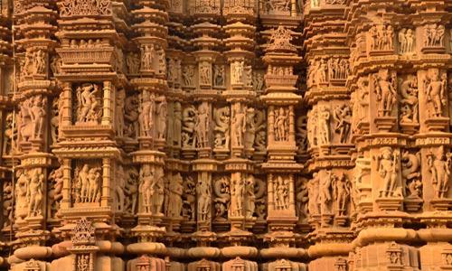 History of khajuraho superb india tours